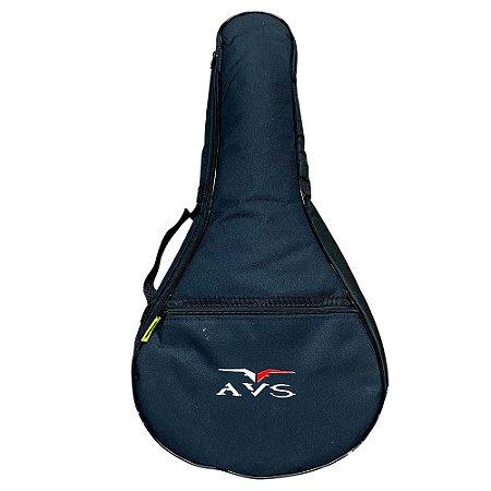 Capa Bag Para Banjo Bandolim Avs Super Luxo Acolchoado
