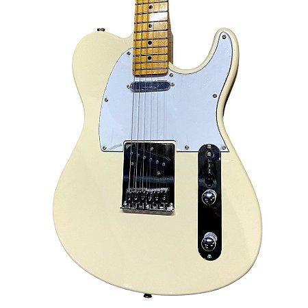 Guitarra Tagima Telecaster Tw55 Cor Creme