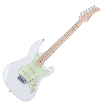 Guitarra Strinberg Sts100 Wh Branco Stratocaster