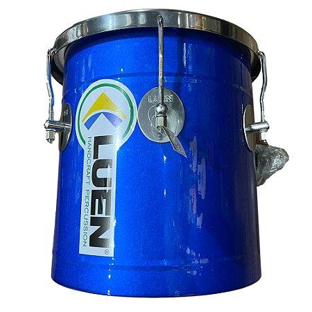 Repique de Mão Luen Color Steel Azul 11Pol x 30cm