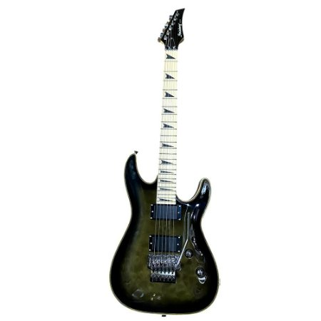 Guitarra Strinberg SGS250 Preto Transparente TBK