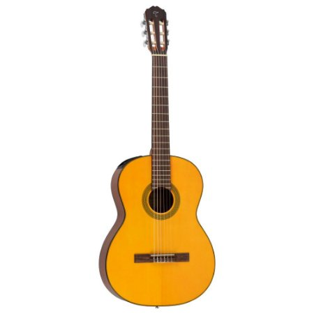 Violão Takamine Gc1E elétrico Nylon Natural regulado luthier