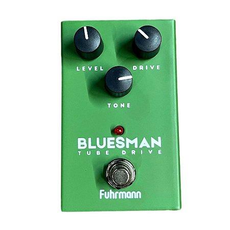 Pedal Fuhrmann Bluesman Td20 Tube Drive
