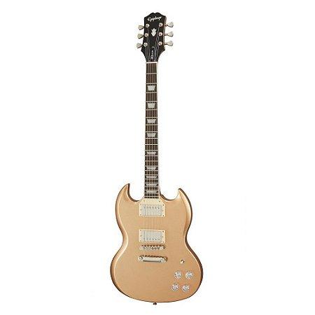 Guitarra Epiphone Sg Muse Smoke Almond Metallic regulado