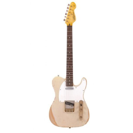 Guitarra Vintage V62MR telecaster Wilkinson Alnico regulado