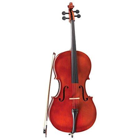 Violoncelo Vivace CMO34 Mozard 3/4 Brilho