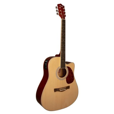 Violao Tagima Memphis MD18 Natural Satin Aço Folk