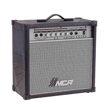 Cubo Amplificador Nca Vt60 60w Rms para Contrabaixo