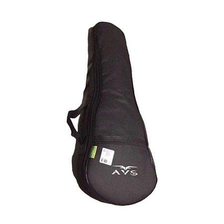 Capa Bag Ukulele Soprano Simples Avs