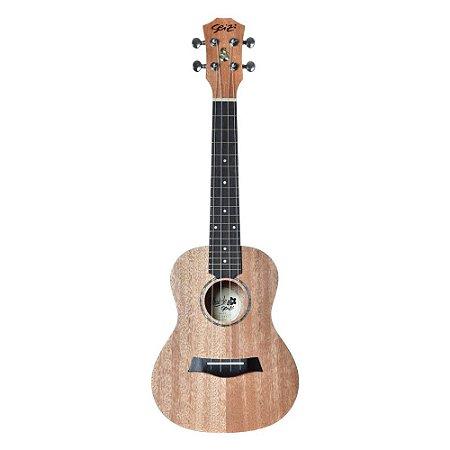 Ukulele Seizi Bali Okume Concert Acústico