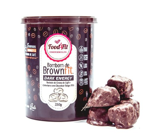 Amor em lata Browncoffee 250g