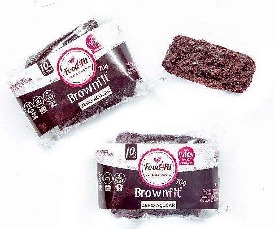 Brownfit Zero Açúcar 70g