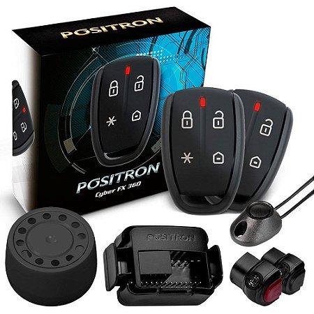 Alarme Automotivo Positron Cyber FX 360