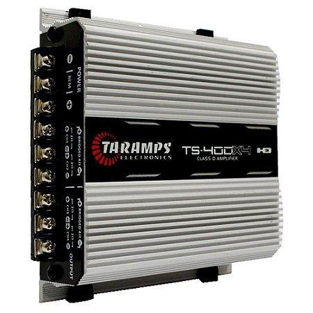 Taramps TS400 Módulo Amplificador 400 watts 4 canais de 100W RMS