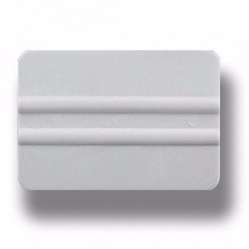 Espátula Aplicação de Insulfilm Semi-Rígida Branca