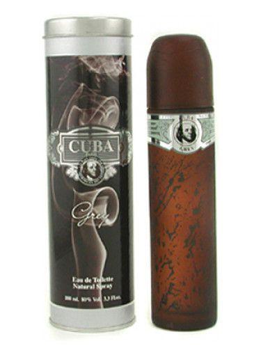 Cuba Grey Eau de Toilette 100Ml Masculino