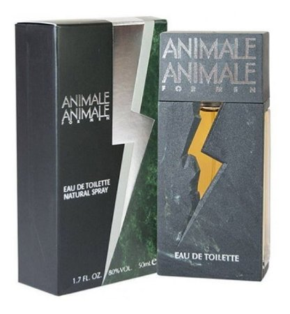Animale Animale Eau de Toilette 50Ml Masculino