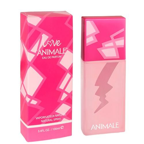 Animale Love Eau de Parfum 100Ml Feminino