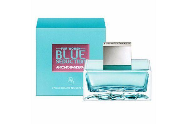 Antonio Banderas Blue Seduction Eau de Toilette 50Ml Feminino