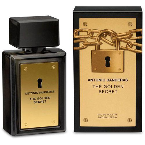 Antonio Banderas The Golden Secret Eau de Toilette 100Ml Masculino