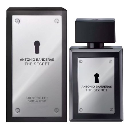 Antonio Banderas The Secret Eau de Toilette 200Ml