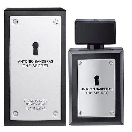 Antonio Banderas The Secret Eau de Toilette 50Ml