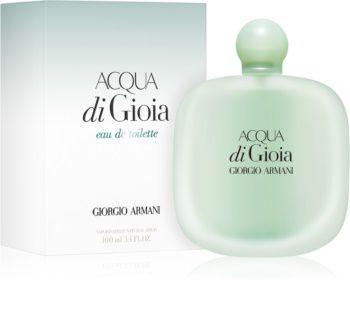 Giorgio Armani Acqua Di Gioia Eau de Toilette 100Ml Feminino