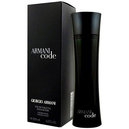 Giorgio Armani Code Eau dr Toilette 125Ml Masculino