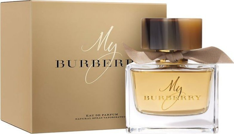 My Burberry feminino 90 ml
