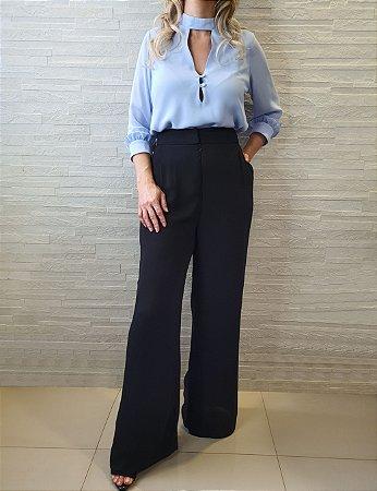 Calça Pantalona Alfaiataria