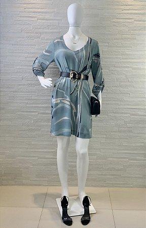 Vestido Analice Azul