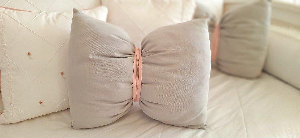 Almofada Decorativa Laço