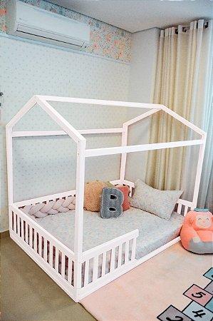 Cama Montessoriana Plus 4 Cores Disponíveis