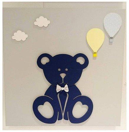 Quadro Urso Balão