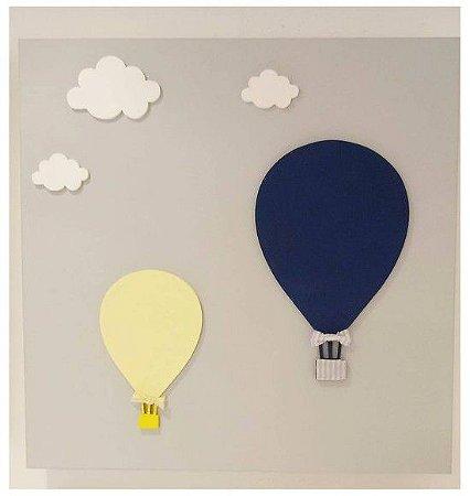 Quadro Balões
