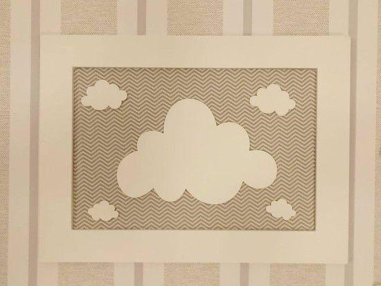 Quadro Nuvens