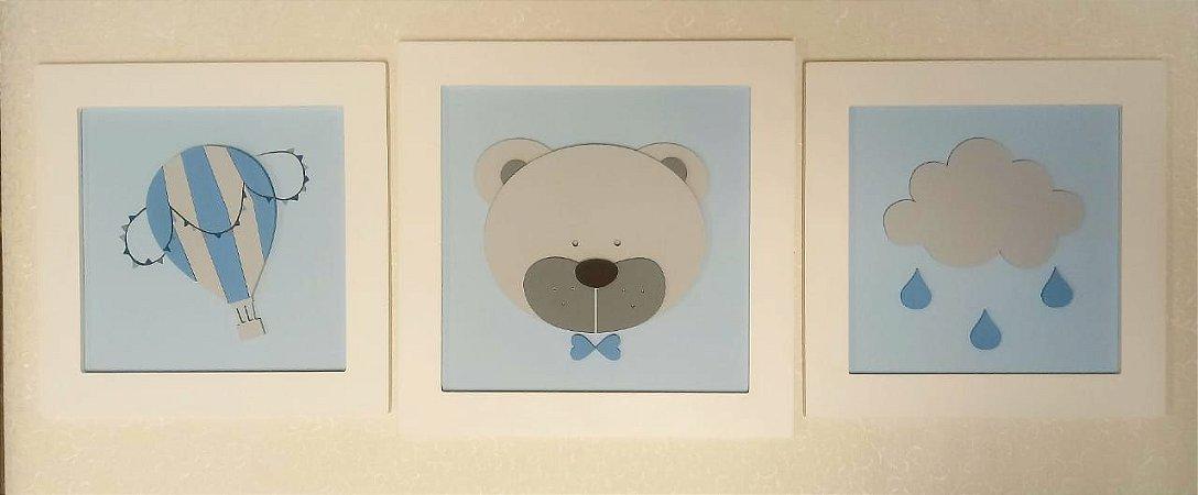 Quadro Tema Urso