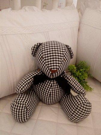 Ursinho Baby Xadrez