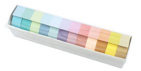 Kit Washi Tape Pastel