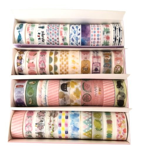 Washi Tape Style Estampadas