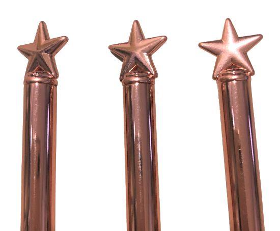 Caneta Luxo Estrela