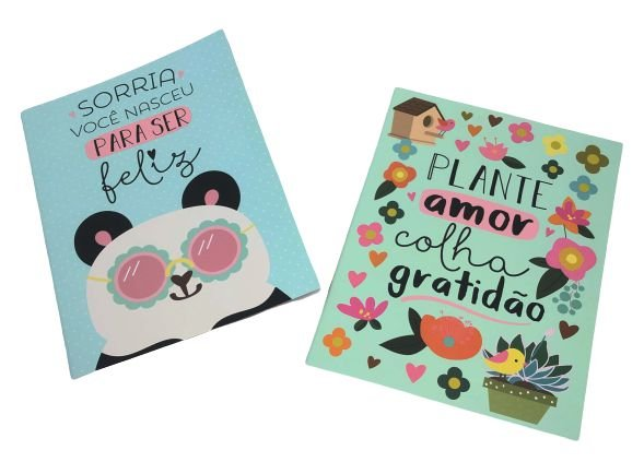 Planner - Tipo Caderno