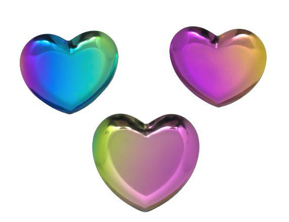 Pratinho Coração Color
