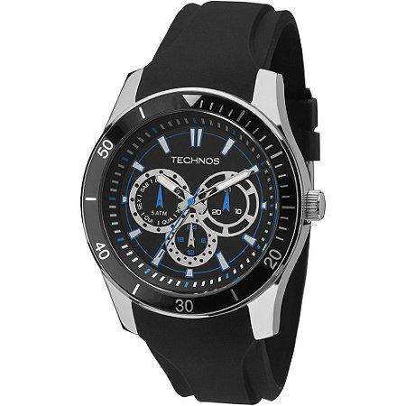 Relógio de Pulso Masculino Technos 6P29AIQ/8P Preto