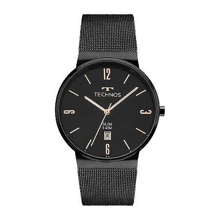 Relógio de Pulso Feminino Technos Classic Slim