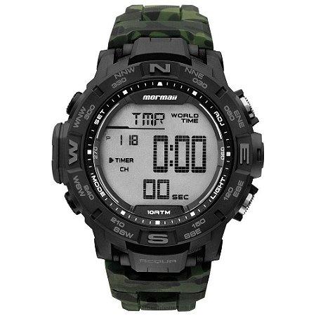 Relógio de Pulso Mormaii Masculino Acqua MO1173C