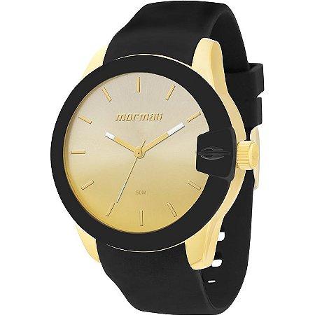 Relógio Sport Feminino Mormaii MO2035BF Dourado