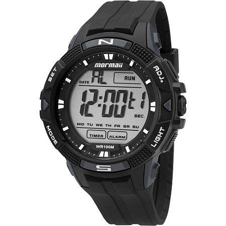 Relógio de Pulso Mormaii Wave Preto MO5001/8C