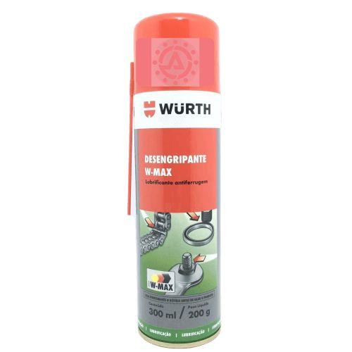 Desengripante Spray 300ml W Max -  Wurth