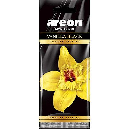 Aromatizante para Carro Mon Areon - Vanilla Black